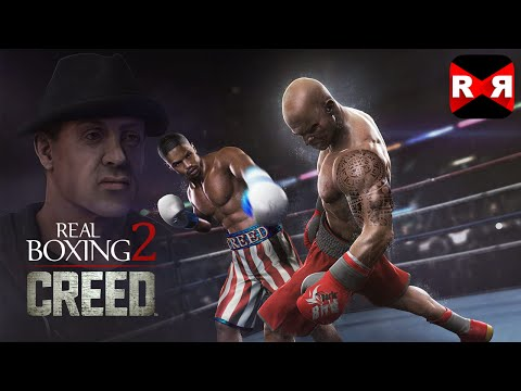 Real Boxing 2 CREED (By Vivid Games) - iOS / Android - Gameplay Video