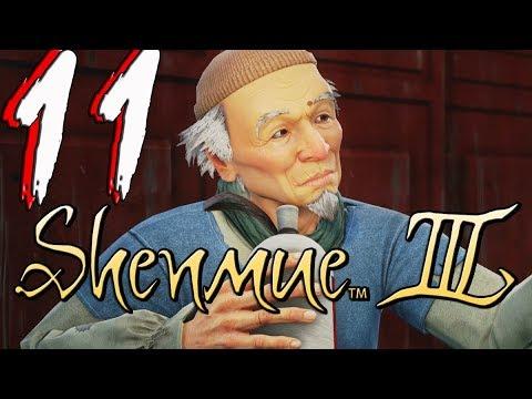 Shenmue 3 Walkthrough Part 11 The Drunken Master Training (PS4 Pro)