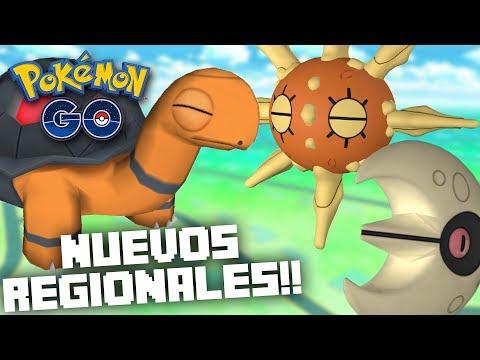 NUEVOS REGIONALES Y RESUMEN DE NOTICIAS!! | Pokemon GO thumbnail