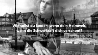 Sebastian Hackel - Gegenwind & Mond (lyrics)