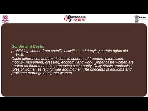 Gender and Social Institution 58