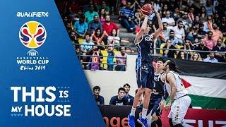 Jordan v Korea - Full Game - FIBA Basketball World Cup 2019 - Asian Qualifiers