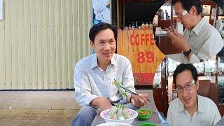 (P21)Chở Anh Nghĩa đi ăn sáng và đo Độ mắt để mua Kính cận