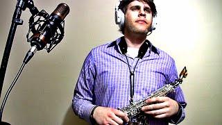 Reggae Curved Soprano Saxophone - BriansThing