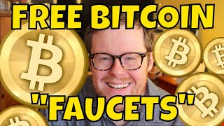 What is a Bitcoin Faucet Site? How to Get Free Cryptocurrency Coins
