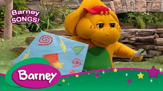 Barney|SONGS|Fly My KITE!