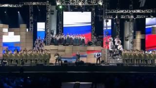 ЛЮБЭ/хор Пятницкого/хор Александрова/ Шарип Умханов - Гимн Родине