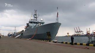 У порт Одеси зайшли кораблі НАТО