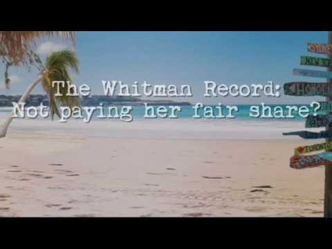 A Taxing Question: Is Meg Whitman an Offshore Dodger?