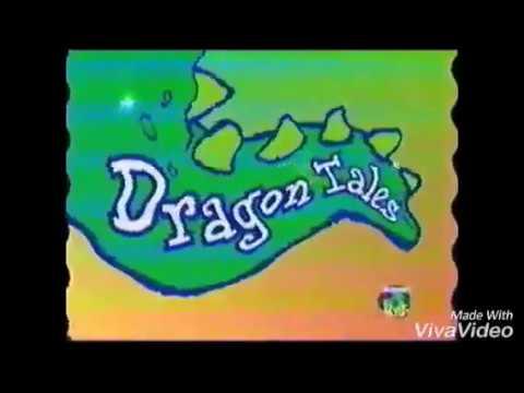 Discovery Kids Latinoamérica - Créditos Thomas + Enseguida + Intro Dragon Tales - Febrero 2005