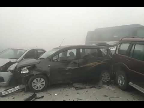 Road accident More Than 20 People Killed In Road Accident Today on  Bathinda- Chandigarh Hwy