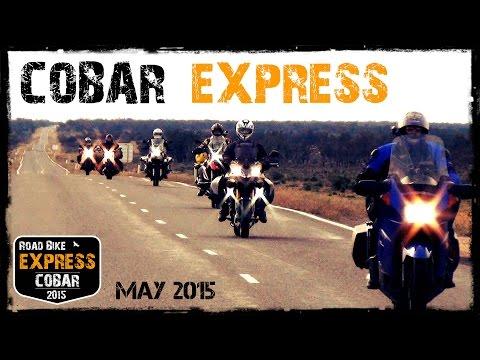 Cobar Express Road Bike Ride
