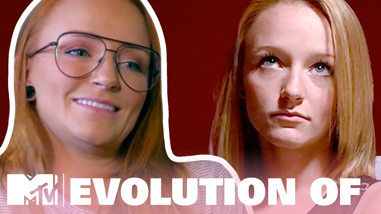 The Evolution Of Maci | Teen Mom OG