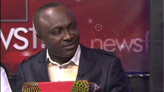 Call For New Voters Register - Newsfile on Joy News (26-9-15)