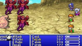 CGRundertow FINAL FANTASY CHRONICLES: FINAL FANTASY IV for PlayStation Video Game Review