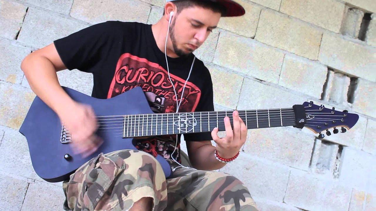 k e f k a maximus decimus meridius jay marrero guitar