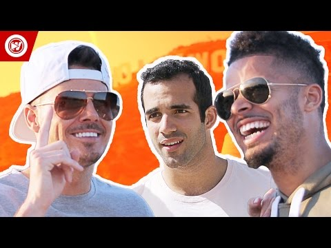Make F2Freestylers vs. Danell Leyva, Olympian | F2 GOES HOLLYWOOD Pictures