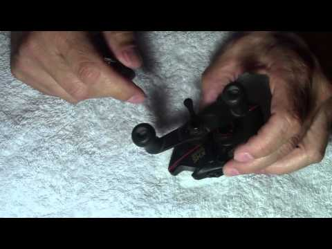 how to clean and lubricate a fishing reel
