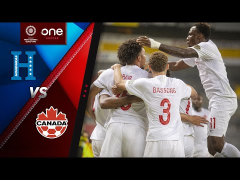 HIGHLIGHTS | Honduras v Canada - CONCACAF Men's Olympic Qualifiers