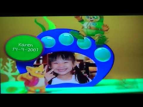 Selena Karen at Disney Junior Birthday Book