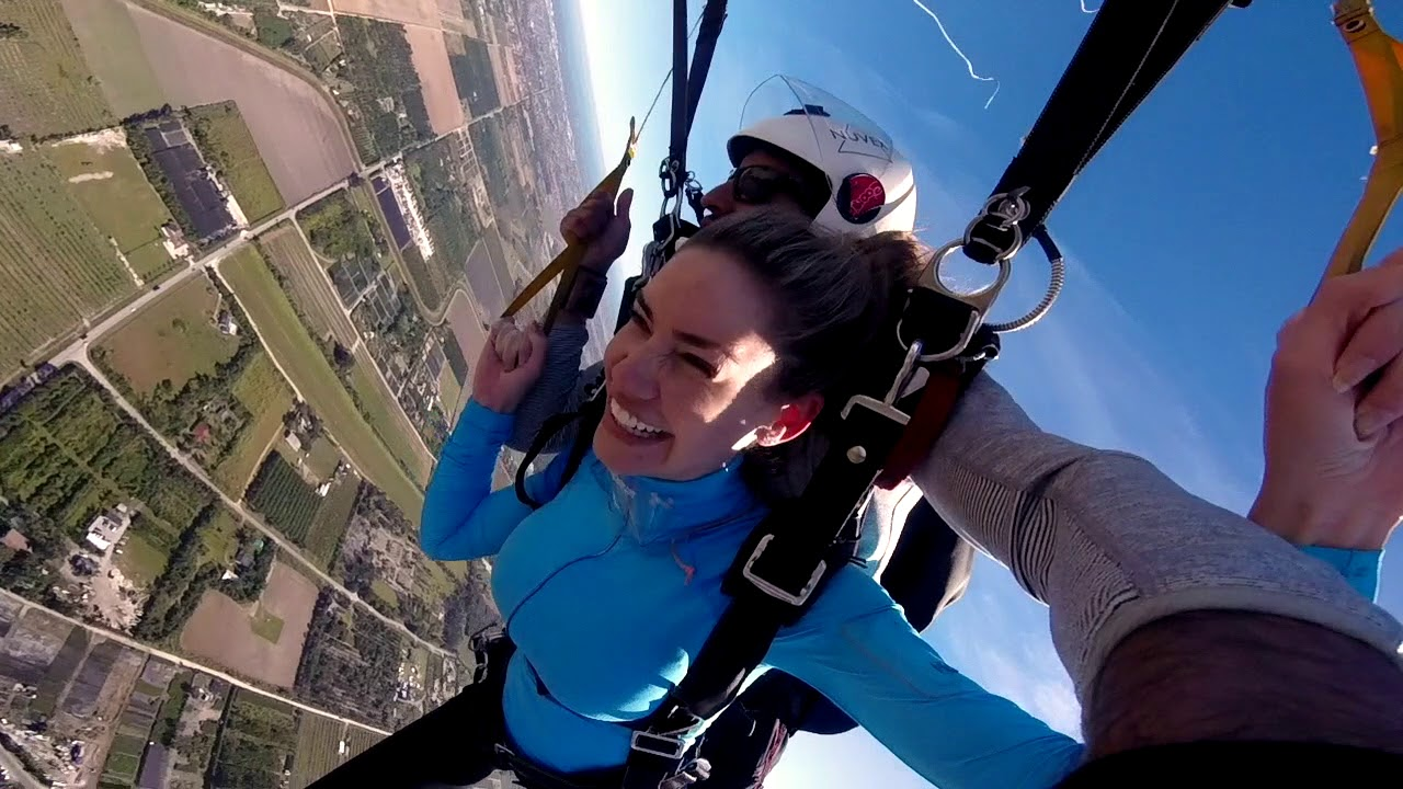 Skydive Coastal California