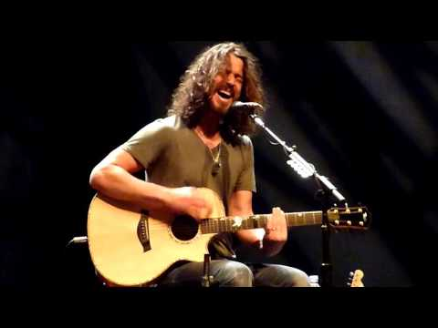 "Chris Cornell ""Burden In My Hand"" Saint Paul,Mn 4/24/11 HD"