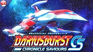 Vídeo Darius Burst: Chronicle Saviours