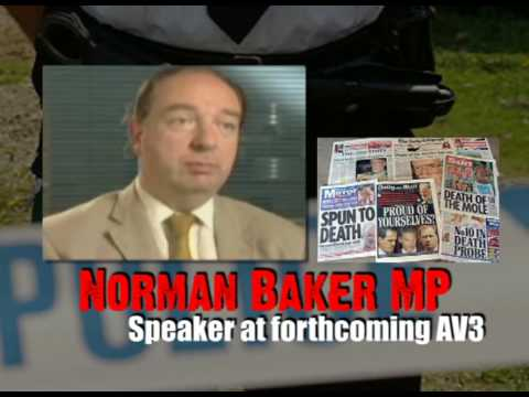 NORMAN BAKER MP - STRANGE DEATH OF DR KELLY