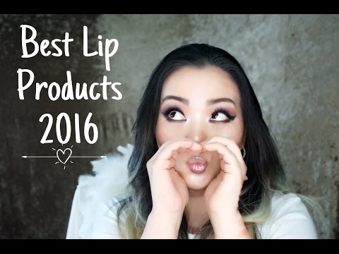 BEST LIP Products 2016 |collab with Beauty by Jellybean - YouTube