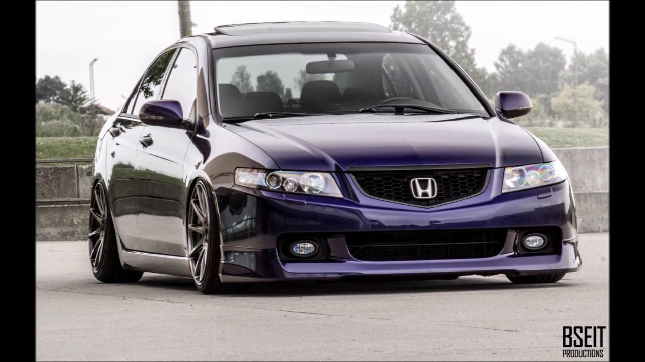 Honda Accord 2.4 CL9 Transformation - YouTube