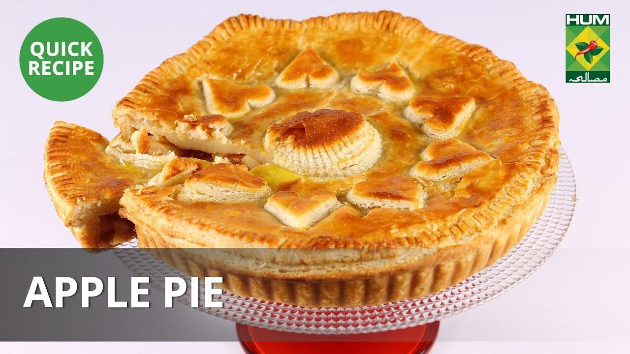 Apple Pie | Quick Recipe | Masala TV