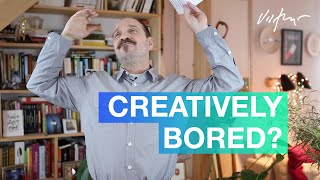 Creatively BORED?