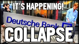 DEUTSCHE BANK COLLAPSE - WHAT YOU NEED TO KNOW - HARRY DENT