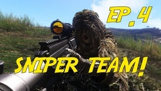 """SNIPER TEAM!"" ◀ ARMA 3: CO-OP - Series 1, Episode 4"
