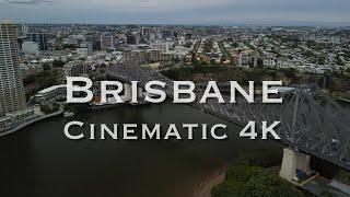 Brisbane   Cinematic 4K drone footage   DJI Mini 2