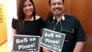 sos sa pinas february 2017 tara na campaign