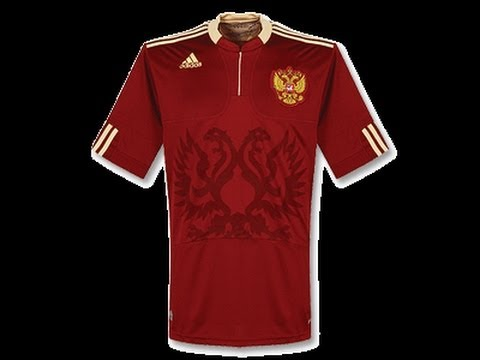brand new 6d89a 33500 Russia National Football Shirt/Jersey by Adidas