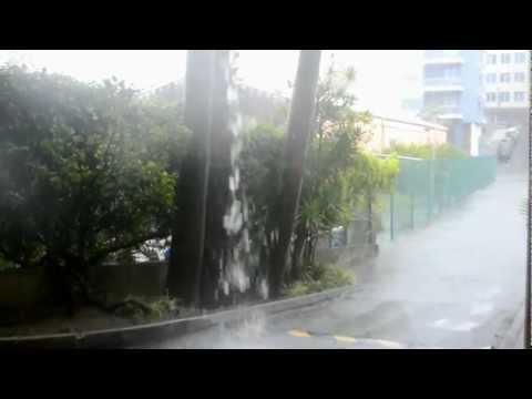 Bermuda Rain, June 15 2012