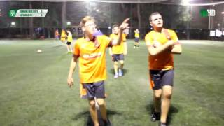 Osmanlı Belediye - Altınbaş FC Maç Özeti / İZMİR / iddaa Rakipbul Ligi 2016 Kapanış Sezonu