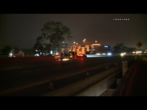 Caught on Camera Multi Car Crash 10 Fwy / Mid City Mp3