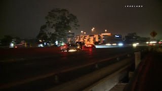 Caught on Camera Multi Car Crash 10 Fwy / Mid City