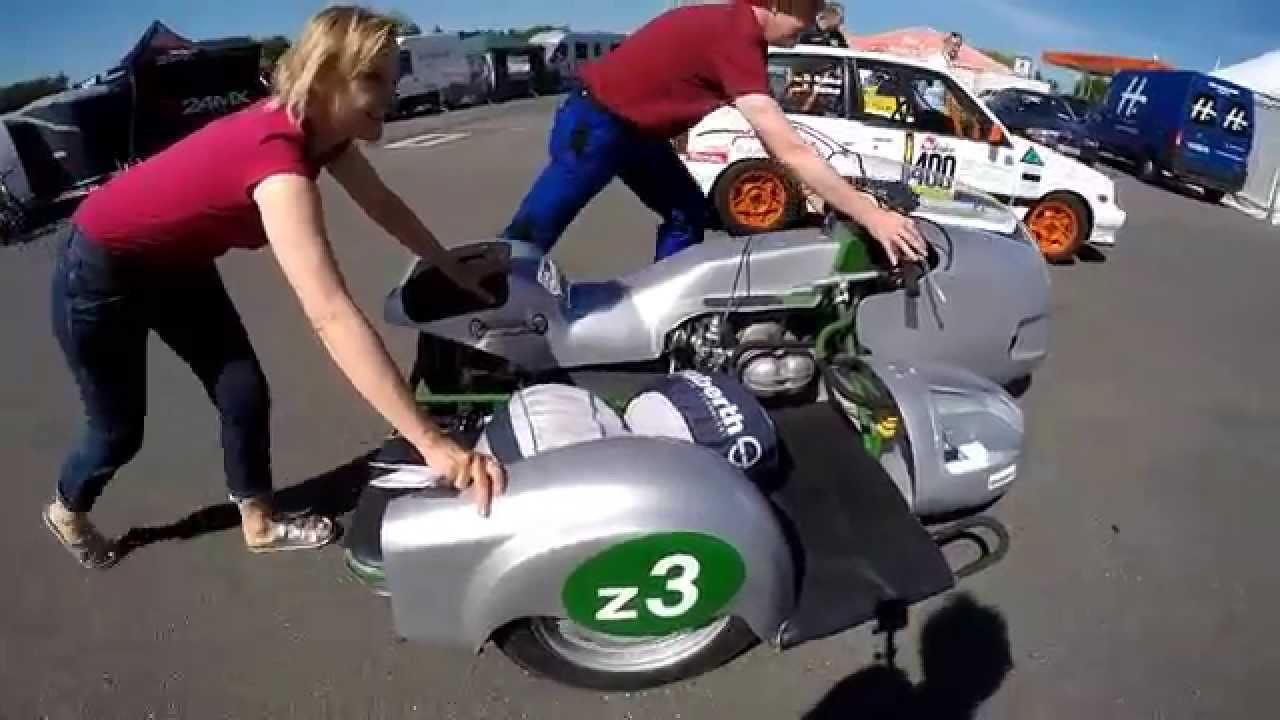 Bmw Motorrad Beiwagen Kneeler Sidecar N 252 Rburgring Rennen
