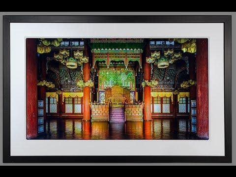 Meural Fine Art Digital Canvas Demo Discount Offer Youtube