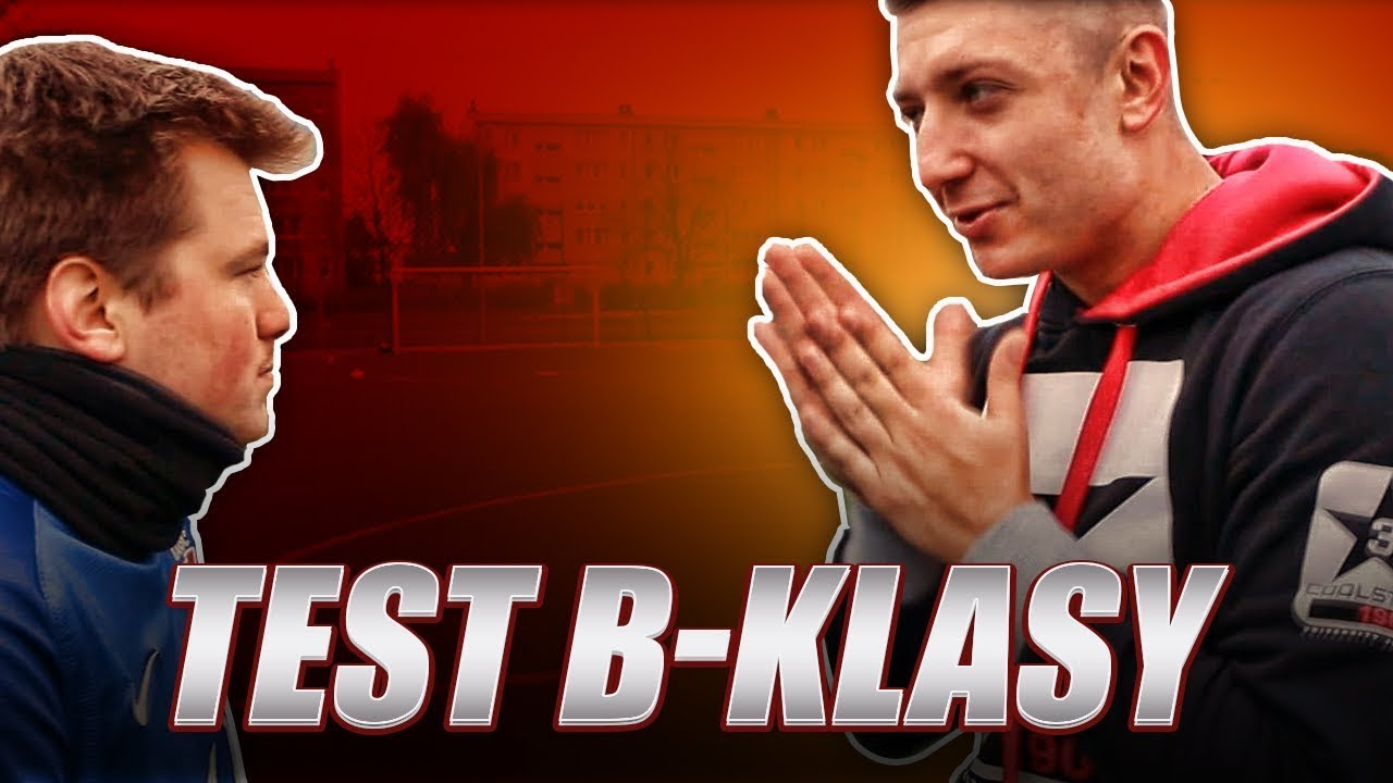 TEST B-KLASY | KOZA!!