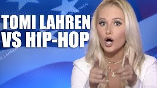 Tomi Lahren's Bad Relationship With Hip-Hop