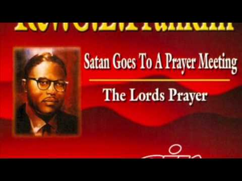 Rev.  C.  L.  Franklin -  Satan Goes To A Prayer Meeting