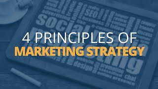 4 Principles Of Marketing Strategy   Brian Tracy
