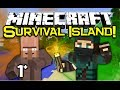 Minecraft CONQUISTADORS! - Survival Island Explorer Let's Play! Ep 1