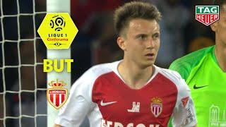 But Aleksandr GOLOVIN (80') / Paris Saint-Germain - AS Monaco (3-1)  (PARIS-ASM)/ 2018-19