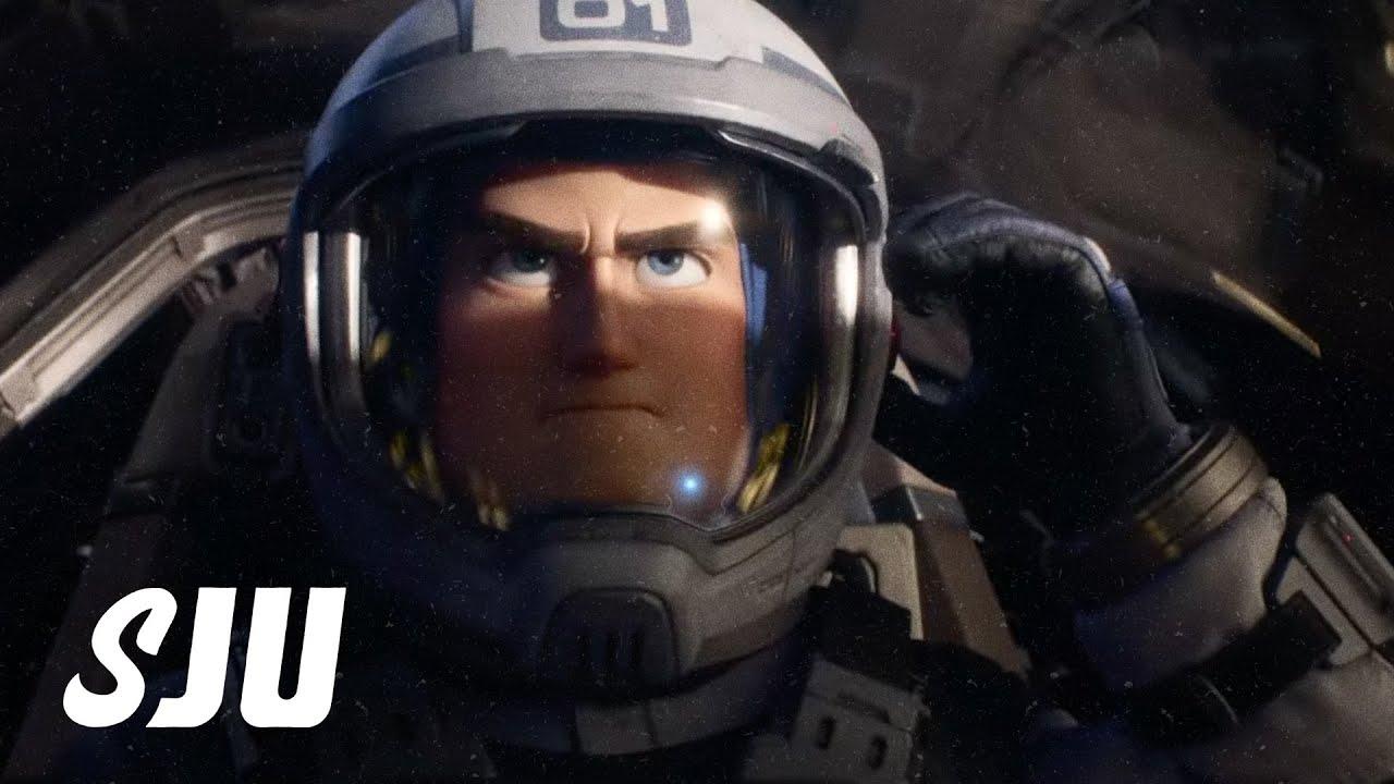 Let's Talk About That Lightyear Trailer! | SJU